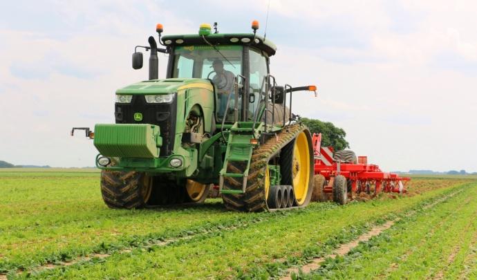 Chaque année entre 25 et 30 tracteurs 8RT sont commercialisés en France.