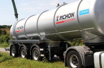 Le transfert des effluents plus facile chez Pichon