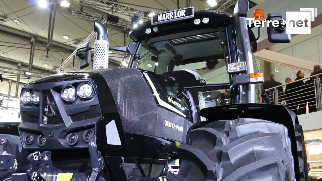 Le Deutz CShift est un Warrior