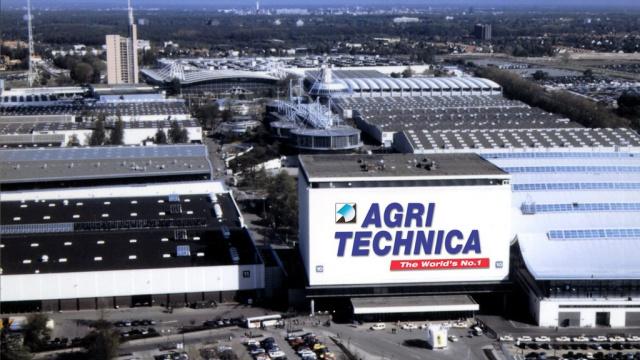 Quel bilan pourl'Agritechnica 2015 à Hanovre?