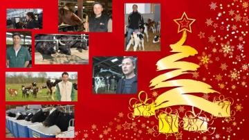 Les 10 élevages que vous avez préférés cette année sur Web-agri