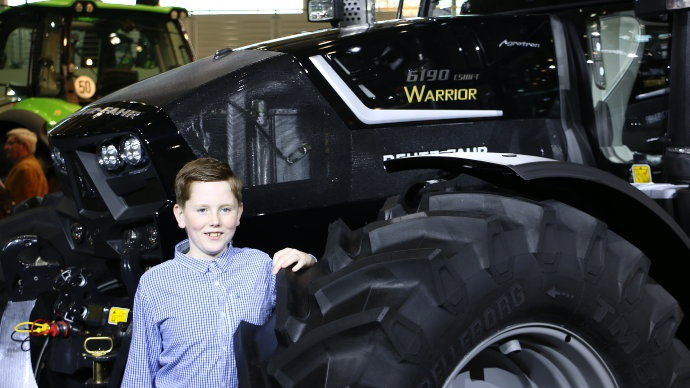 Ceutz Fahr C-Shift Warrior