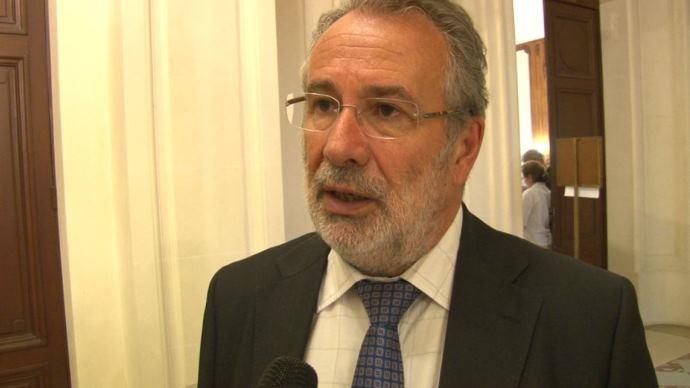 Guy Vasseur, président de l'Apca.