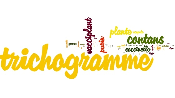 Les termes associés au biocontrôle par les producteurs de grandes cultures.