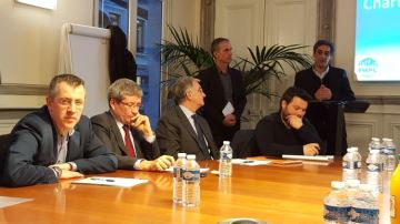 Neuf représentants de GMS signent la «charte de valeurs» de la FNPL