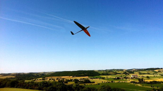 Drone Delair-Tech DT18