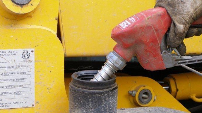 L'autorisation de mettre du fioul domestique dans le réservoir du tracteur est valable jusqu'au lundi 30 mai minuit.