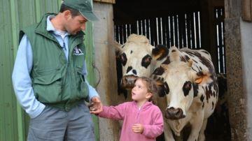 Seuls 10% des éleveurs ne sont pas fils ou fille d'éleveurs