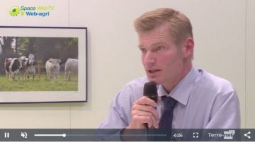 [Space WebTV] Daniel Trocmé :  le numérique est l'avenir de l'agriculture