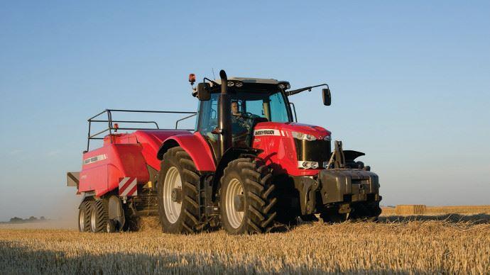 la cote agricole d 39 occasion des tracteurs massey ferguson 7624. Black Bedroom Furniture Sets. Home Design Ideas