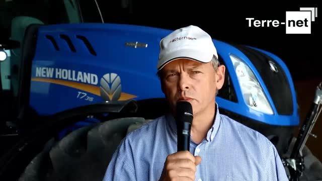 [Vidéo Essai Tracteur] - New Holland T7 contre T7HD: l'avis de Jean-Philippe Pétillon, agriculteur