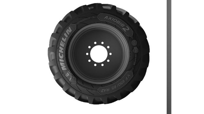 VF AxioBib 2 de Michelin