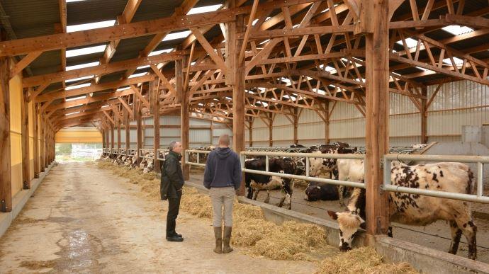 Les mesures agricoles de la loi Sapin 2 publiée le 10 décembre 2016 concernent surtout la filière laitière.