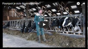 Agriskippy explique pourquoi il est devenu éleveur