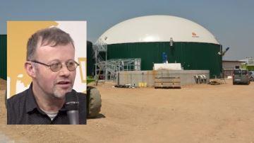 Philippe Collin roule au «biogaz naturel véhicule»