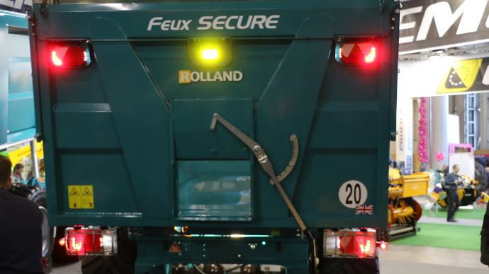 Feux Secure Rolland
