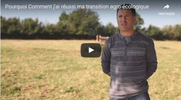 Jérôme Audurier: «Je suis passé à un système durable de manière progressive»