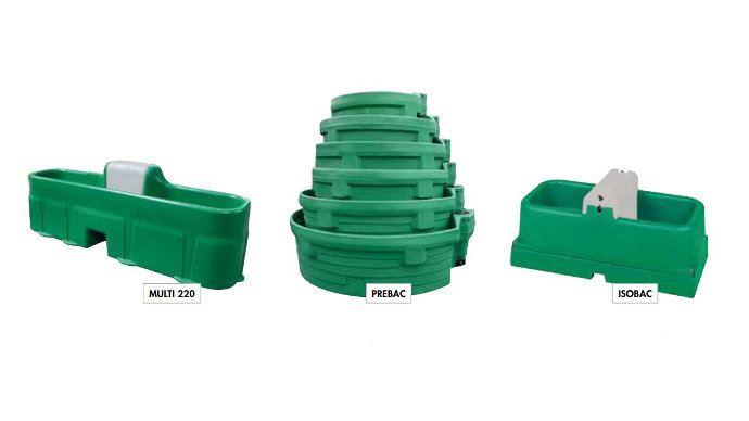 La Buvette uniformise ses couleurs de produits en vert et gris inox