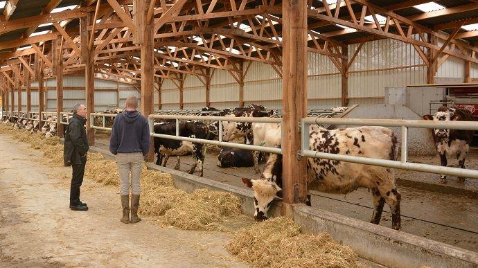 Le réglement européen sur l'agriculture biologique impose un contrôle sur place par an chez chaque opérateur.