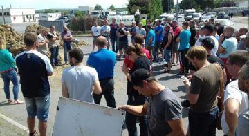Blocages dans l'Ouest levés après un engagement des coopératives sur les prix