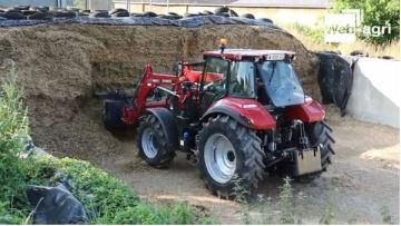 Case IH Luxxum: un tracteur résolument élevage