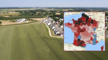 En trois cartes, tout savoir du prix 2016 des terres agricoles et leur évolution