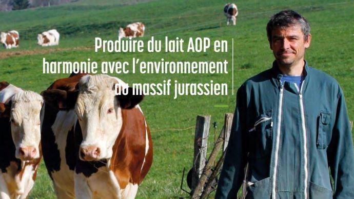 L'urfac réunit 10 témoignages d'éleveurs AOP sur leurs pratiques alternatives en harmonie avec l'environnement