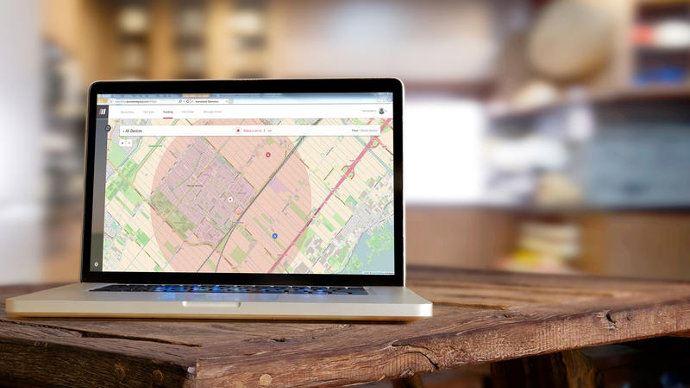 Kverneland IsoMatch FarnCentre, une application pour telesurveiller les avancements de travaux