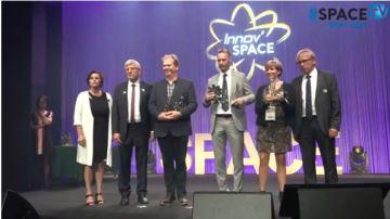 Quatre entreprises ont reçu les trois étoiles aux Innov'Space