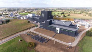 Laïta inaugure sa nouvelle usine de lait infantile en France