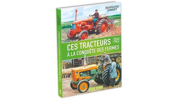 Disponible dès à présent ce livre de 400 pages retrace l'histoire des tracteurs de nos campagnes.