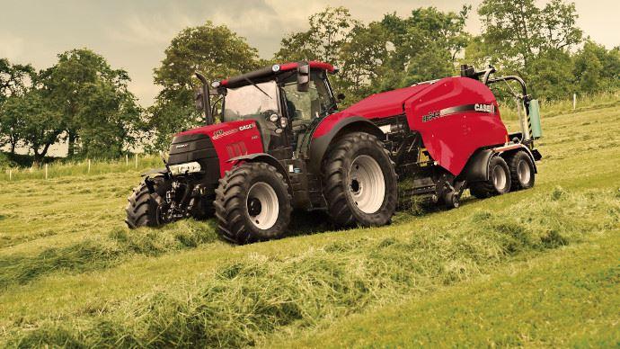 Tracteur Case IH Puma X