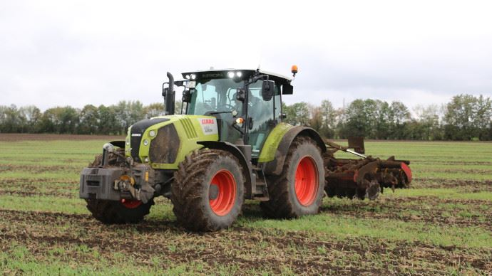 Claas lance les joursT Claas