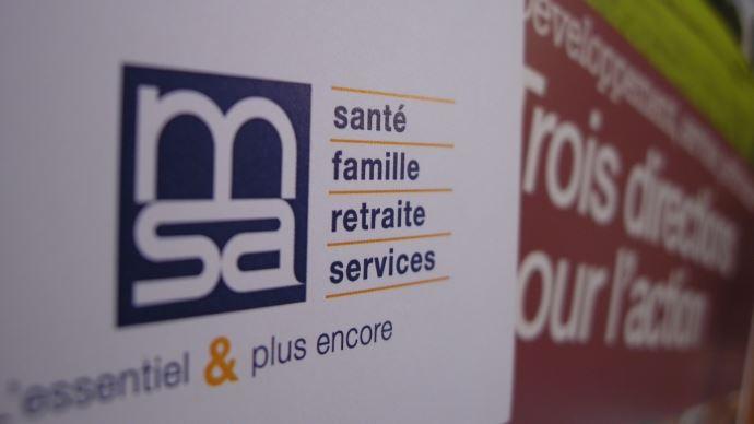 Logo de la MSA