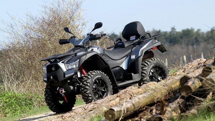 Quad Kymco MXU 700 EXi EPS
