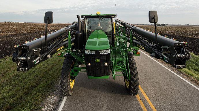 John Deere rachète son fournisseur de rampes de pulvérisateur en carbone King Agro