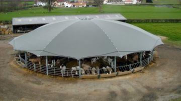 Visitez la 1ère stabulation circulaire Roundhouse le 12 avril dans la Creuse