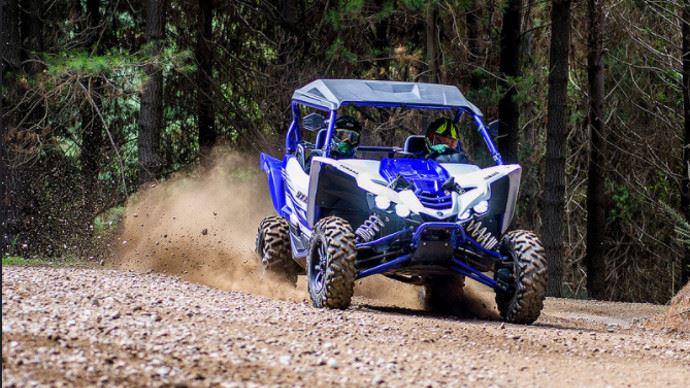 Yamaha offre 5000€ d'équipement pour l'achat d'un SSV YXZ1000R.