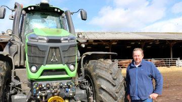 J-P Godeau: «340ch dans un élevage, un choix étonnant mais pas un luxe! »