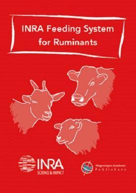 La nouvelle édition des tables d'alimentation de l'Inra, publiée dans un livre de 640 pages en anglais, devrait rapidement paraitre en français. Qu'on se rassure, le livre est toujours rouge!