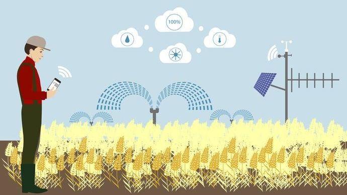 Internet des objets en agriculture