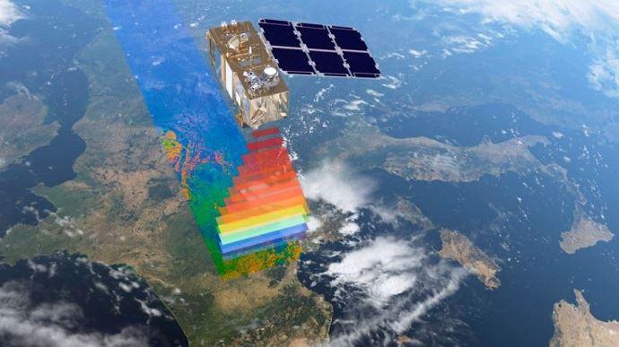 Les deux satellites Sentinel-2 de l'Union européenne permettent de cartographier en haute résolution la terre entière en seulement 5 jours.