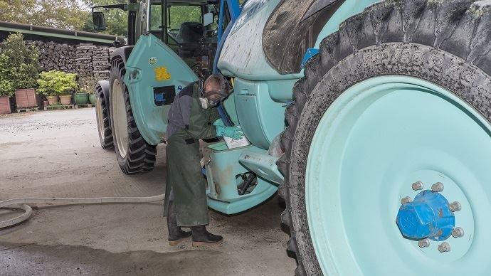 Un agriculteur sur cinq indique recourir déjà à un conseil indépendant de la vente en matière d'utilisation de produits phytosanitaires.