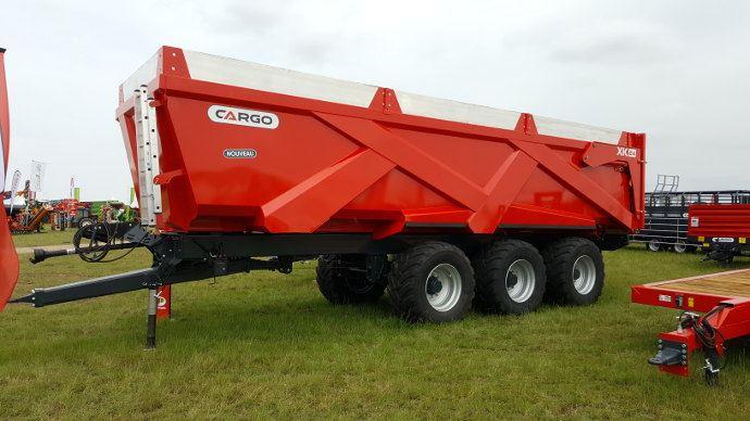 Promodis Cargo XK, la nouvelle génération de Cargo est arrivée!