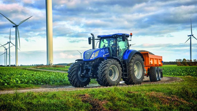 Tracteur New Holland T7 HD AutoCommand