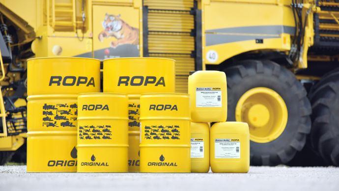 Ropa lance sa gamme de lubrifiants