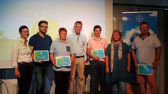 Remise des prix aux lauréats Better Idea, 3e édition