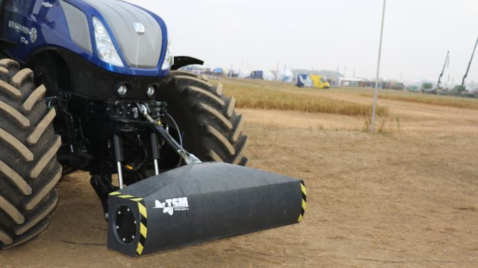 New Holland Topsoil Mapper