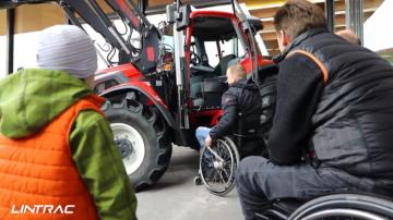 Lindner laisse le handicap à la ferme!