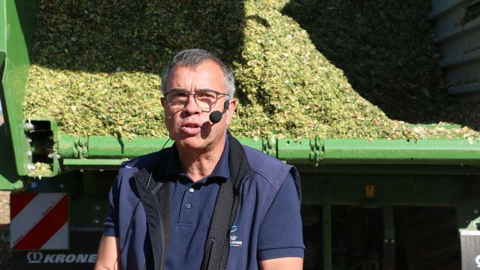 Jean-Luc Verdru, conseiller Avenir Conseil Elevage